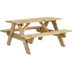 Alexander Rose Pine Childs 2ft Picnic Table