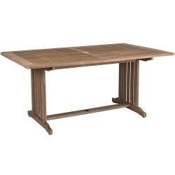 Alexander Rose Sherwood 1.65m x 1.0m Rectangular Table