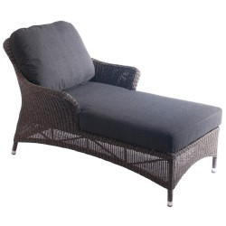 Alexander Rose Monte Carlo Relax Lounger with Cushions