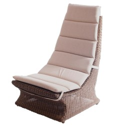 Alexander Rose San Marino Lazy Chair with Oatmeal Cushion