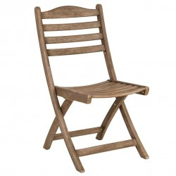 Alexander Rose Sherwood Folding Side Chair
