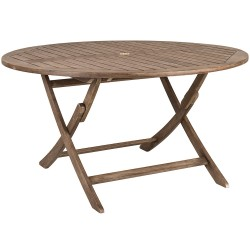 Alexander Rose Sherwood 1.4m Round Folding Table