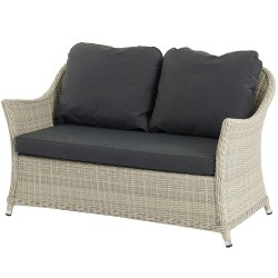Bramblecrest Monterey 2 Seater Sofa with Charcoal Season-Proof Cushions