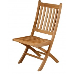 Barlow Tyrie Ascot Folding Side Chair