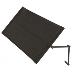 Barlow Tyrie Lounger Sunshade (Graphite)