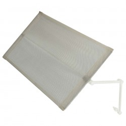 Barlow Tyrie Lounger Sunshade (Arctic White)