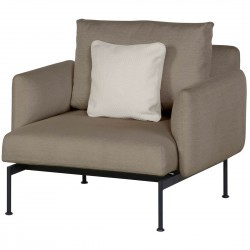Barlow Tyrie Layout DS Armchair with Low Arms (Forge Grey)