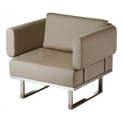 Barlow Tyrie Mercury Deep Seating Armchair