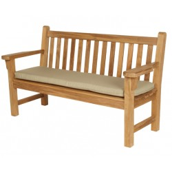Barlow Tyrie 800015 Bench Cushion 150cm