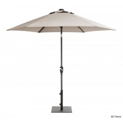 Kettler PW25 2.5m Wind Up Parasol with Tilt