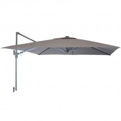 Kettler PF25 2.5m Square Wall Mounted Parasol with Fixing Brackets