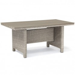 Kettler Palma Casual Dining Table White Wash