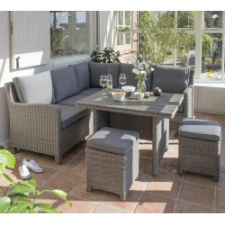 Kettler Palma Mini Casual Dining Set Rattan