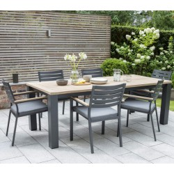 Kettler Elba 6 Seater Dining Set