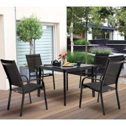 Kettler Surf 4 Seater Dining Set