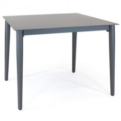 Kettler Surf 90 x 90cm Square Table with Solid Plate Top