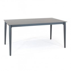 Kettler Surf 160 x 90cm Rectangular Table with Solid Plate Top