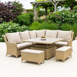 Alexander Rose Richmond Casual Dining Set