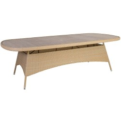 Alexander Rose Richmond 2.5m Oval Table