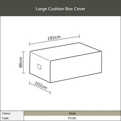 Bramblecrest Large Cushion Box Cover FCCB1
