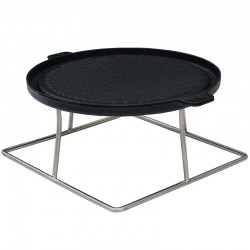 Bramblecrest Griddle for Square Fire Pit Table