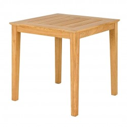 Roble Tivoli 80cm Square Table
