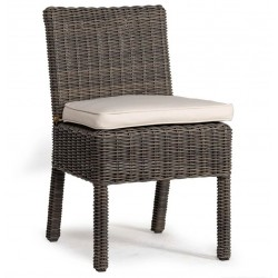 Neptune Toulston Dining Chair with Natural Cushion