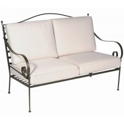 Neptune Monaco 2 Seater Sofa with Natural Cushions