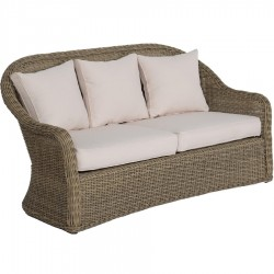 Neptune Pesaro 2 Seater Sofa with Natural Cushions