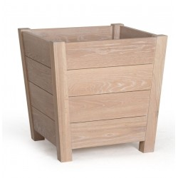 Neptune Bibury Medium Oak Planter