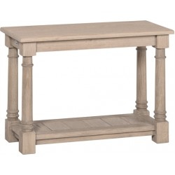 Neptune Edinburgh Rectangular Lamp Table