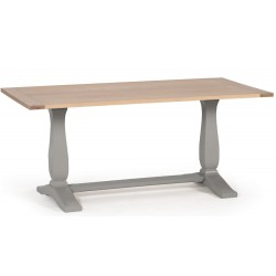 Neptune Harrogate 170cm Rectangular Table - Fog