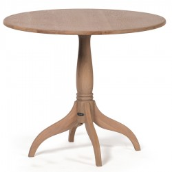 Neptune Sheldrake 92cm Round Oak Dining Table