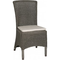 Neptune Havana Lloyd Loom Dining Chair Cushion - Natural
