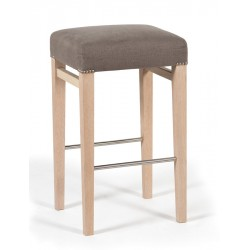 Neptune Shoreditch Upholstered Bar Stool – No Back