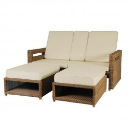 Alexander Rose San Marino Lovers Recliner