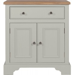 Neptune Chichester 3ft Sideboard - Shingle