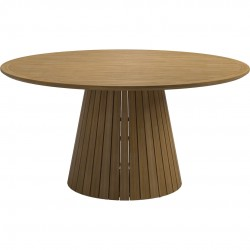 Gloster Whirl 150cm Round Teak Table
