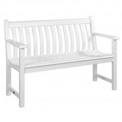 Alexander Rose New England Broadfield 4ft Bench