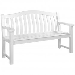 Alexander Rose New England Turnberry 5ft Bench