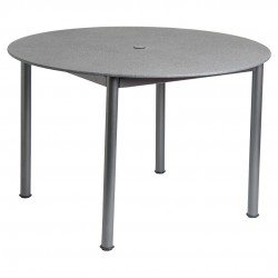 Alexander Rose Portofino 1.18m Round Table with Stone Top