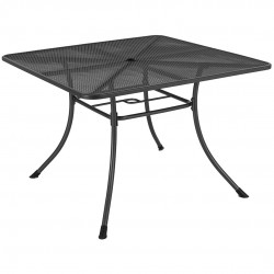Alexander Rose Portofino 1.1m Square Table