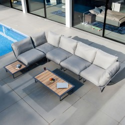 Alexander Rose Beach Lounge Modular Furniture Set