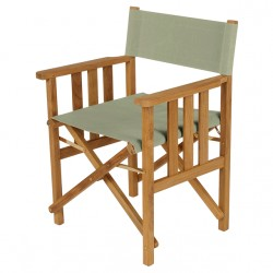 Barlow Tyrie Safari Folding Armchair in Spring