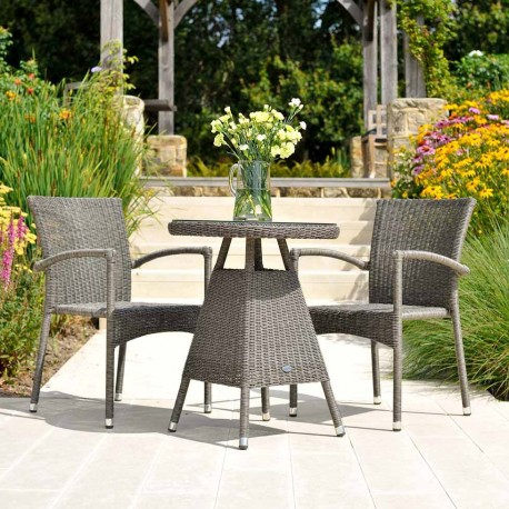 Alexander Rose Monte Carlo 2 Seater Dining Set