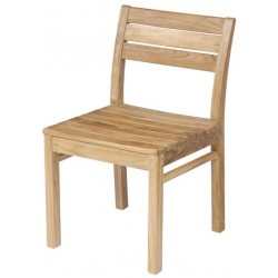 Barlow Tyrie Bermuda Teak Dining Side Chair