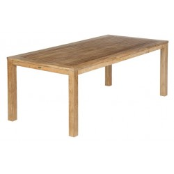 Barlow Tyrie Linear 200cm Rectangular Teak Dining Table