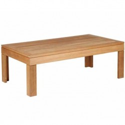 Barlow Tyrie Linear 120 Rectangular Coffee Table