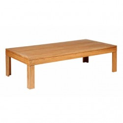 Barlow Tyrie Linear 150 Rectangular Coffee Table