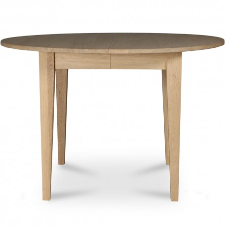 Vincent sheppard lille extending oak table gf i co for Table 6 laille